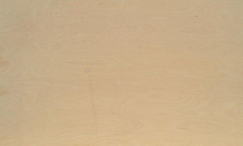 Birch plywood sheet