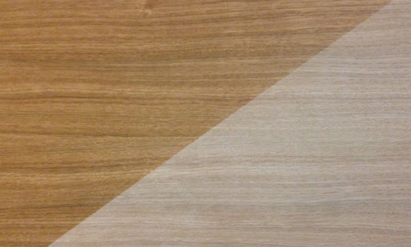 Veneered Mdf Quarter Oak
