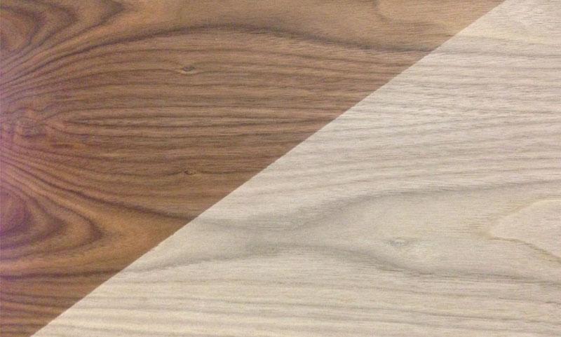 Walnut Veneer Panels Veneered Mdf – Walnut
